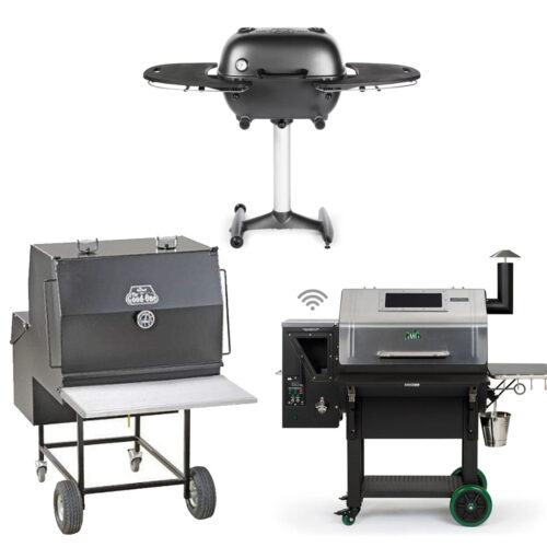 Grills & Smokers